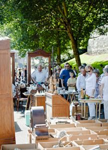 Luik brocantemarkt