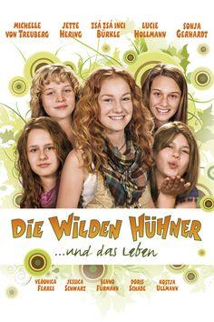 Vahsi Tavuklar - The Wild Chicks and Life - 2009 - WEBRip Film Afis Movie Poster