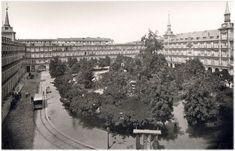 Plaza Mayor, 1895.