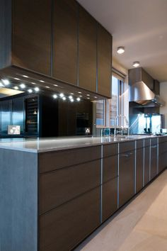 Mosman Kitchen by Leicht Kitchens of Germany