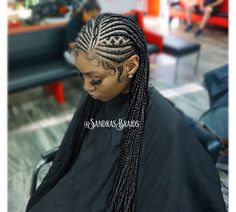 Hottest Beautiful Hairstyles for women splendid and fabulous braided hairstyles that will definitely refresh your look and make you more elegant and charming. Black Girl Braids, Braids For Black Hair, Girls Braids, Kid Braids, Tree Braids, Braided Cornrow Hairstyles, African Braids Hairstyles, African Braids Styles, Braided Mohawk