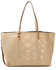 Spotted this Chloe Dilan Large Perforated Leather Tote on Rue La La. Shop (quickly!).