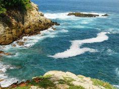 Acapulco tiene una magia especial, visitantes y residentes por igual, están encantados por sus atractivos y belleza natural. #Acapulco, México #BestDay #OjalaEstuvierasAqui