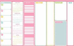 Image result for cute desktop organizer wallpaper