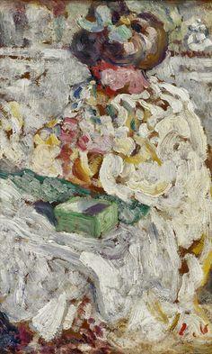 Louis Valtat ~ Fauve Andre Derain, Mall, St Raphael, Pierre Bonnard, Fauvism, Main Theme, Portraits, Modern Artists, Sculpture