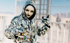 Burning Man 2015 Galen Oakes People