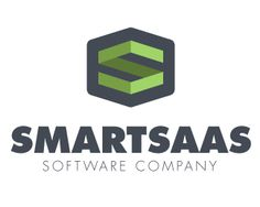 SmartSaas Software Company Logo design - For any type of tech startup or SAAS business seeking a modern logo design to represent their modern product/services. I built an eye-catching S shape out of parallelograms while applying different shades of green to each shape forming the S. This makes the design pop and appear 3 dimensional. Price $200.00