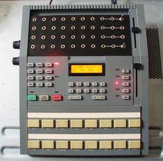 Alesis HR16b Circuitbent