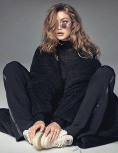 Vogue Korea September 2017 Gigi Hadid By Henrique Gendre