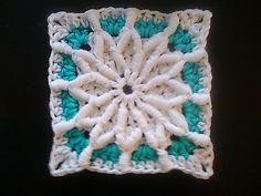Flower Burst 2 pattern by Linda Carlson