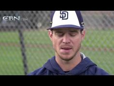 The New Face of San Diego Sports Shares His Faith - 26-year old Padres first baseman Wil Myers plays with a hitter's rare combination of speed and power while eagerly and publicly describing himself as a ... - see more at http://sdconnection.com Plays, Athlete, San Diego, Youtube, Videos, Face, Sports, Hs Sports, Gaming