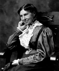 Clara Barton - founder of the American Red Cross