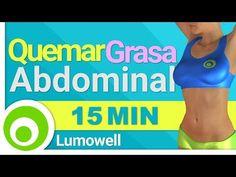 Cardio para Adelgazar, Reducir Cintura y Tonificar Abdomen, Glúteos y Piernas - YouTube