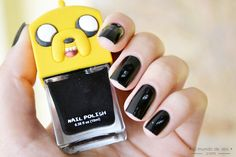 Jake | Adventure Time Nailpolish review