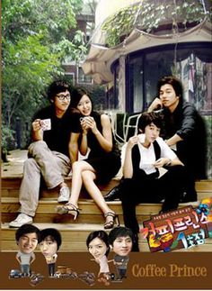 Coffee Prince (great show above love and friendship! )
