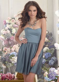 Bridesmaids and Special Occasion Dresses by Jim Hjelm Occasions - Style jh5263