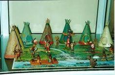 Resultado de imagem para cabana de indio de forte apache Husband Love, I Love Him, Forte Apache, Toy Soldiers, Cabana, Painting, Art, Miniatures, Hubby Love