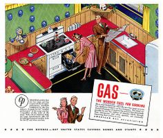 Gas, the Wonder Fuel
