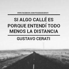Menos la distancia... #Repost @leonabeltran  #cerati