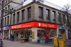 Frau Tulpe in Hamburg - ich liebe diesen Laden :-)