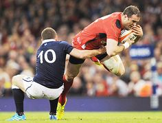 Wales v Scotland, Six Nations 2014: live