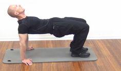 Wirbelsäulengymnastik Übungen gegen Rückenschmerzen