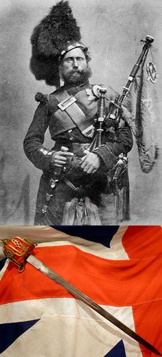 """The Scottish Highlands are known for having unique weapons. Of these, the men usually used the basket-hilted claymore, the Highland Pistol, and the dirk. The basket-hilted 'claymore' is the traditional Scottish broadsword that was originally a two-handed sword in the Middle Ages. It's name comes from the Gaelic phrase """"claidheamh mor"""", which translates to """"great, big sword""""."""