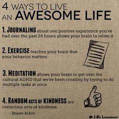 Long-Term Positivity | The Happiness Advantage http ...