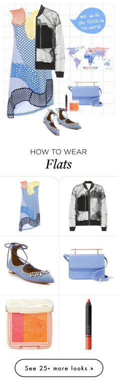 """""""We will do good in the World"""" by musicfriend1 on Polyvore featuring NARS Cosmetics, Aquazzura, STELLA McCARTNEY, M2Malletier, Paul & Joe Beaute and 3.1 Phillip Lim"""