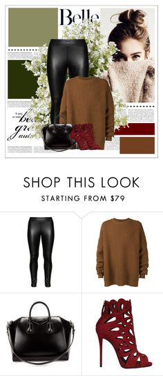 """""""Untitled #883"""" by casualchica on Polyvore featuring Studio, Haider Ackermann, Givenchy, Giuseppe Zanotti and New Growth Designs"""
