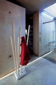 Pin coat rack One of 10 most stylish coat racks