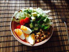 we love veggie: Salad Bowl - gesundes Grünzeug