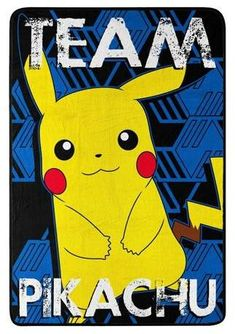 Pikachu Bed, Cute Pikachu, Pokemon Room, Cute Pokemon Pictures, Warm Bed, Pokemon Birthday, Black Panther Marvel, Birthday Party Games, Dollar Tree Crafts