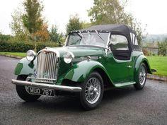 1951 Singer Nine AB Roadster