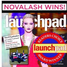 NovaLash Eyelash Extensions ...for the dramatic (or not so dramatic) Mascara look!