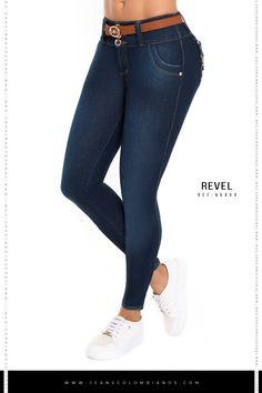 Femmes Bottines Jeans High Waist pantalon skinny cropped Pantalon knöchelfrei
