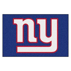 Football Themes, Football Fans, Basketball Players, Nfl Logo, Team Logo, Nfl Los Angeles, Nfl New York Giants, Nylon Carpet, New York Style