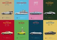 Iconographic movies
