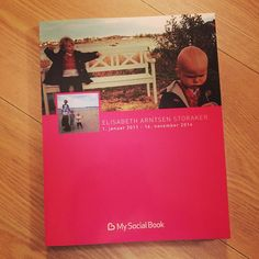 My Social Book by Elisabeth.