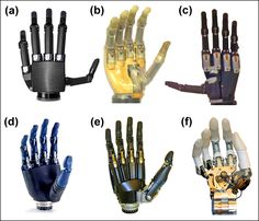 A detailed review of the performance of a variety of powered mechanical hand prostheses. Good coverage of metrics and evaluation techniques. http://www.rehab.research.va.gov/jour/2013/505/belter505.html