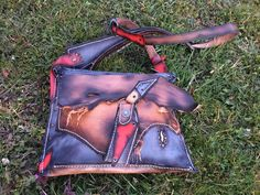 Made from leather Casual Bags, Leather