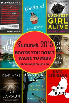 What's In the To-Read Stack of Adult Books: Winter 2015-A Book Long Enough