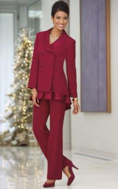 3 Piece Tuxedo Wardrober - Jacket, Pants, Skirt
