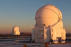 European Southern Observatory, Cerro Paranal, Atacama, Chile