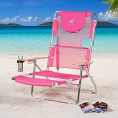 Enjoy some premium outdoor relaxation with the Ostrich Beach Chair With FREE Towel . This superb chair is the perfect place to spend a summer afternoon. Low Beach Chairs, Best Beach Chair, Beach Chairs And Umbrellas, Beach Pool, Beach Trip, Beach Travel, Outdoor Chairs, Outdoor Furniture, Outdoor Decor