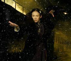 Zhang Ziyi - The Grandmaster