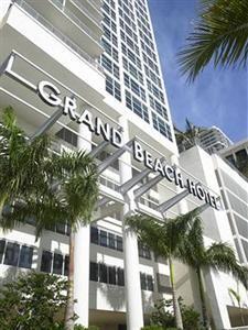Grand Beach Hotel, 4835 Collins Avenue, Miami Beach, Florida United States - Click 'n Book Hotels