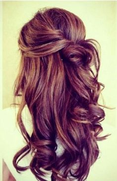 hair styles for long hair hairsyles @Kristy Massey will u do this with my hair Friday plz ^.^