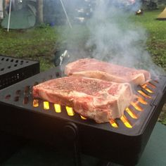 Elevate Grill Review - 50 Campfires