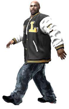 Big Herc   The Def Jam Wrestling Wiki   Fandom Rapper Big, Paul Wall, Bun B, Underground Rappers, Ghostface Killah, Young Jeezy, Fat Joe, Def Jam Recordings, Fight Song